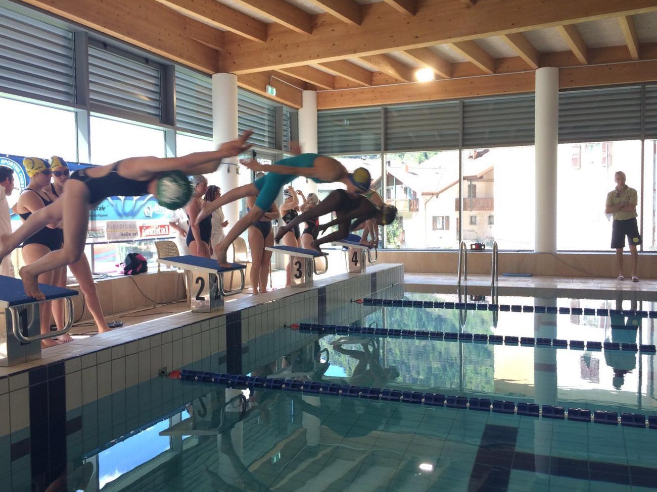 Chiese Nuoto - evento 24 e 25 novembre 2018